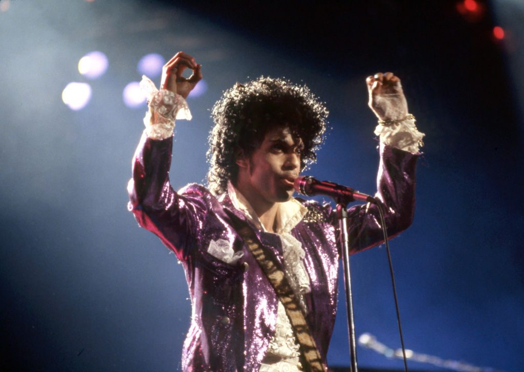 Prince Purple Rain Tour