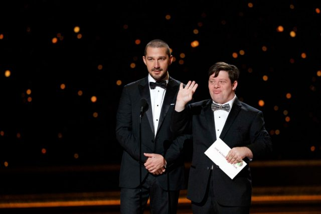 Shia LaBeouf Criticized For Impatience With Co-Star At 2020 Oscars