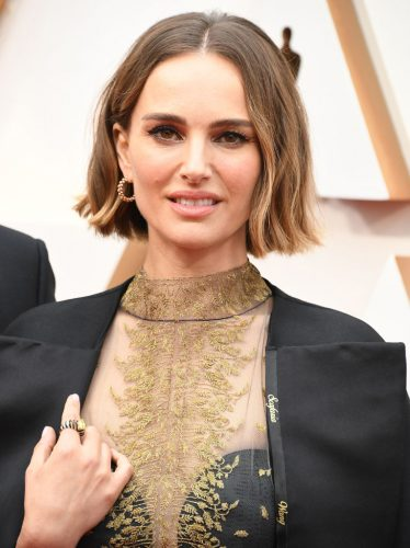 Natalie Portman's Cryptic Oscars Message – On Her Dior Outfit