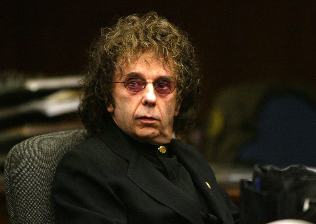 When Does Disgraced Music Producer Phil Spector Get Out of ...