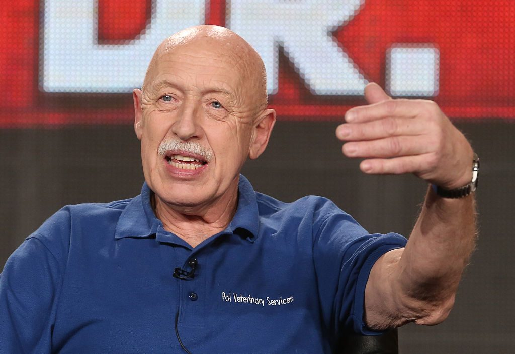 Dr. Jan Pol of 'The Incredible Dr. Pol'
