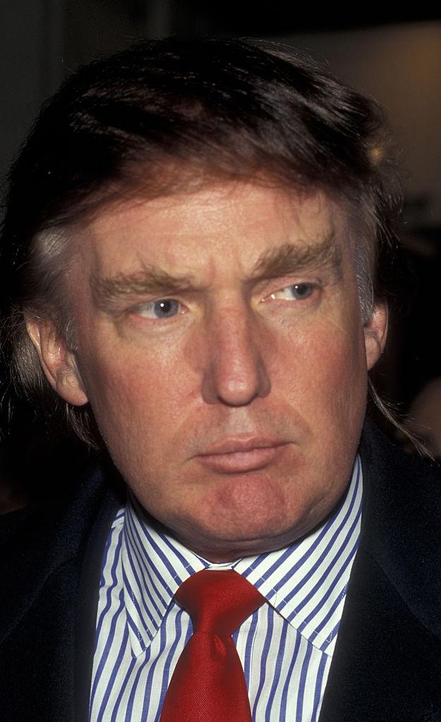 Donald Trump, 1996