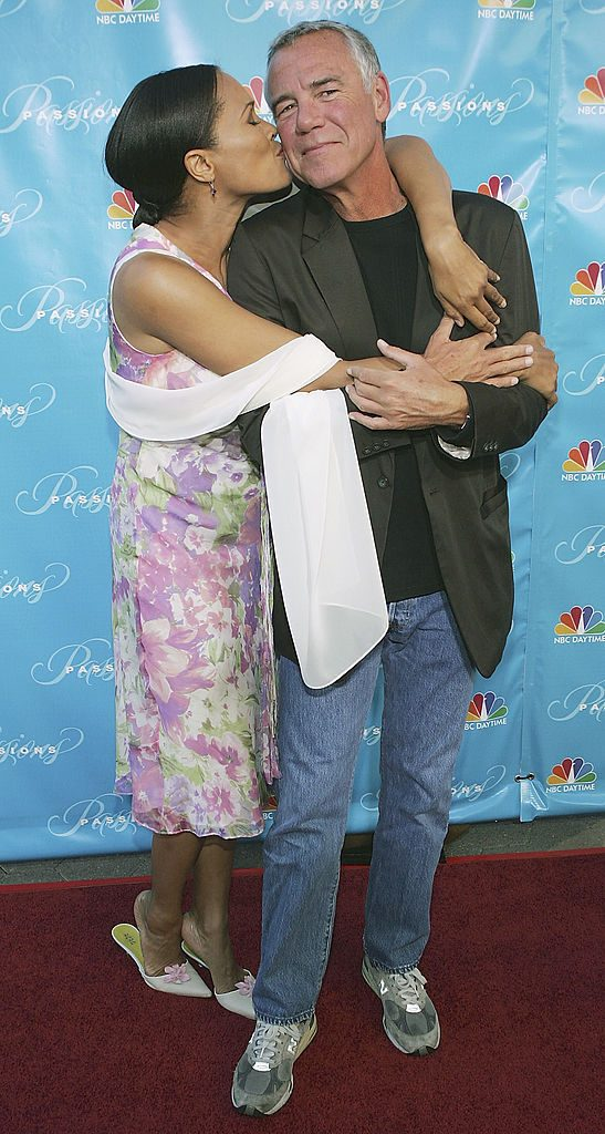 Tracey Ross and Ben Masters of 'Passions'
