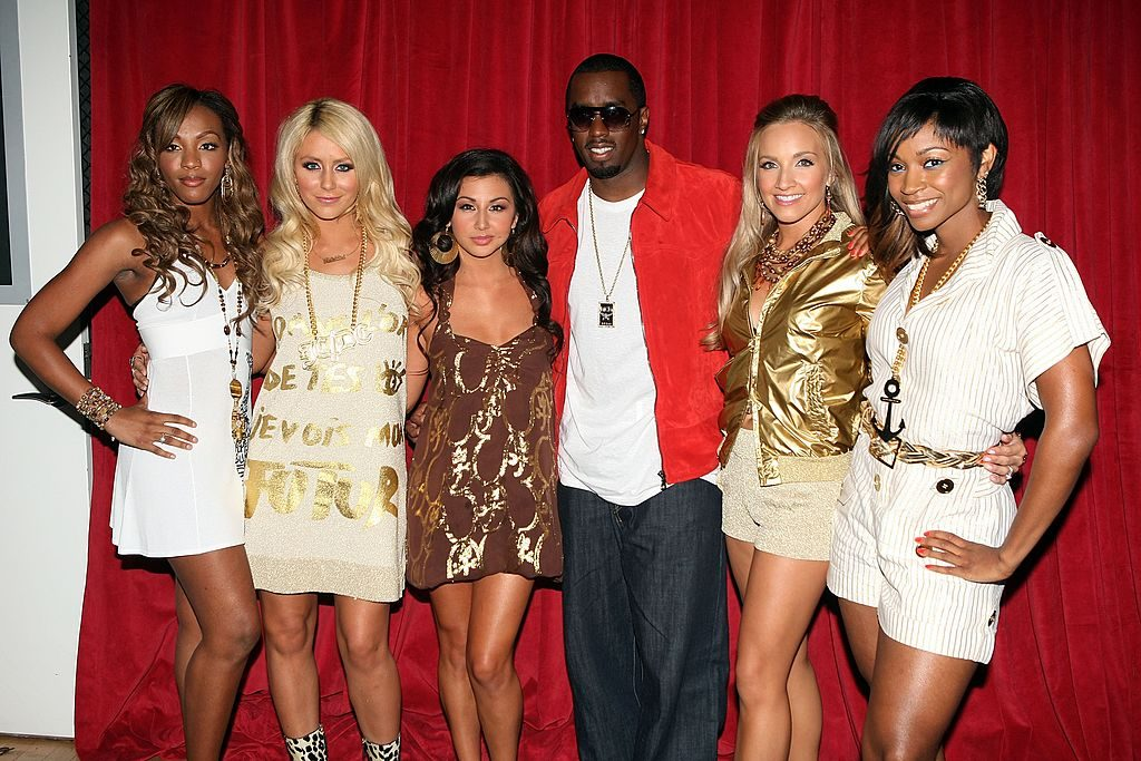 Diddy and Danity Kane