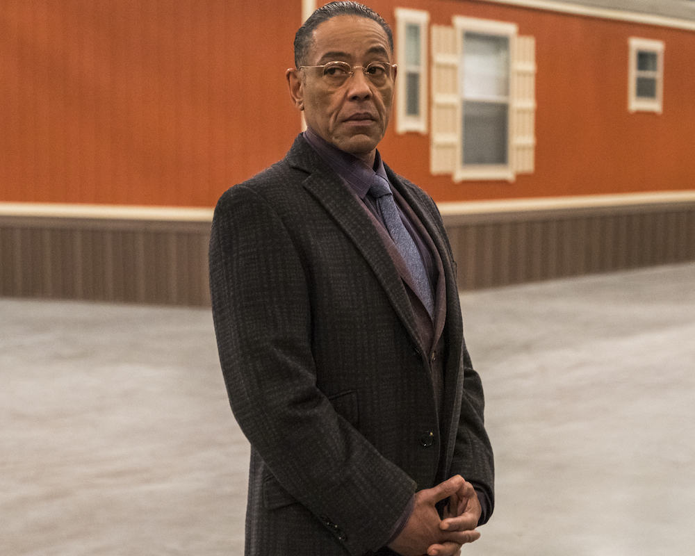 Better Call Saul: Giancarlo Esposito as Gus Fring