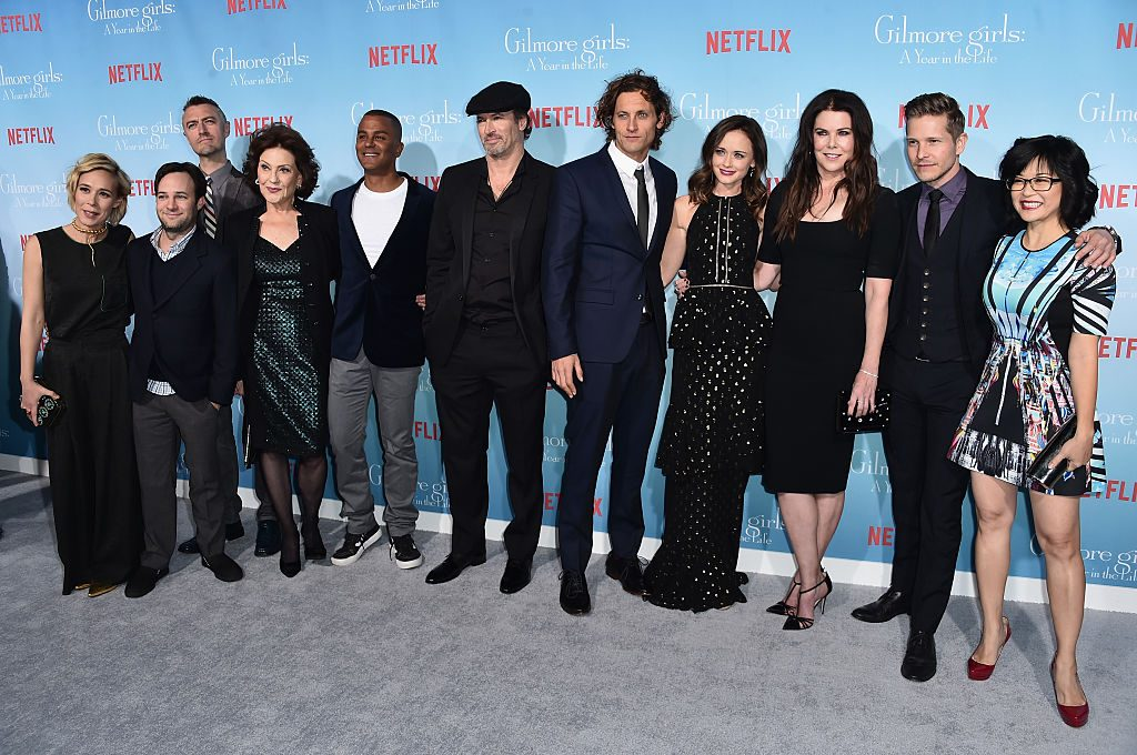 """The Cast of  """"Gilmore Girls: A Year In The Life"""""""