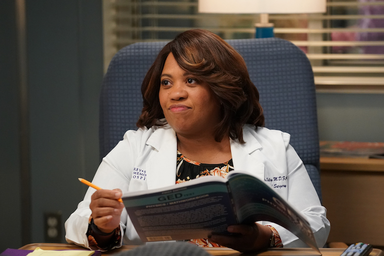 CHANDRA WILSON as Miranda Bailey