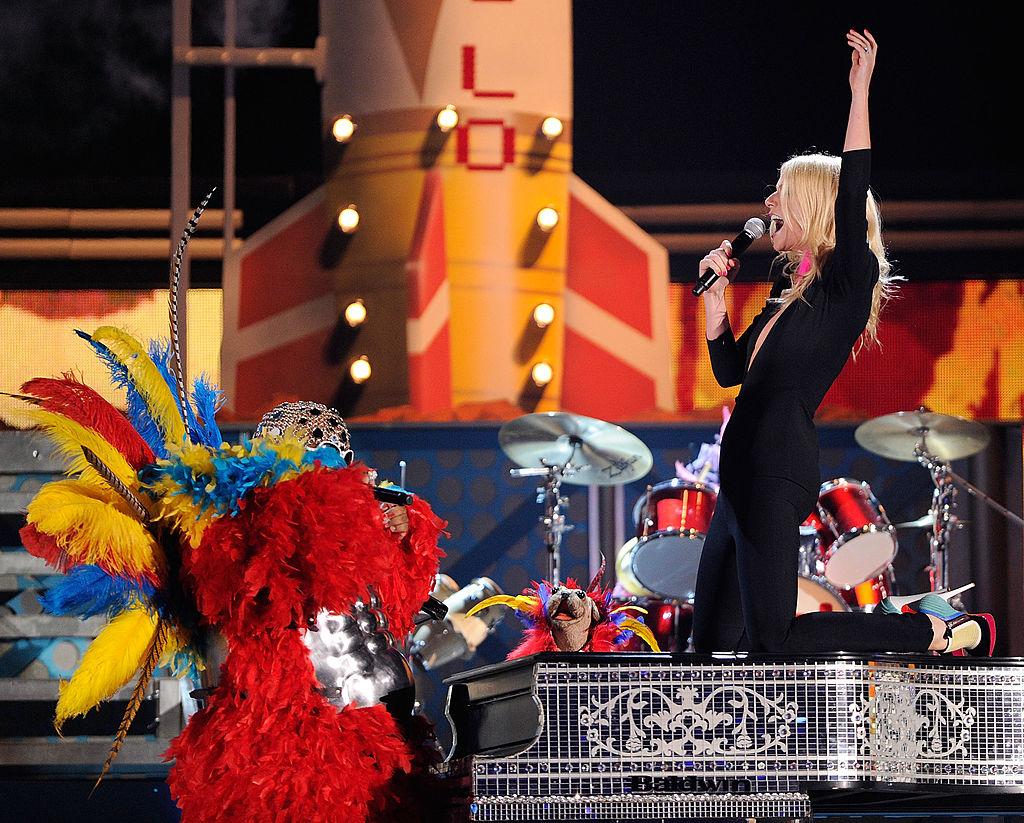 Gwyneth Paltrow at the Grammys