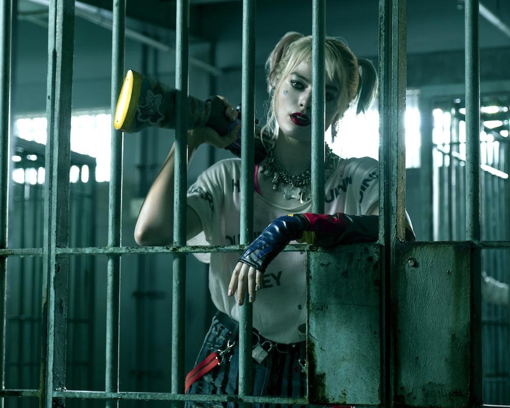 Harley Quinn in Birds of Prey