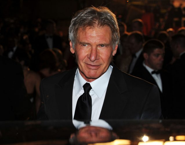 Harrison Ford at the 'Indiana Jones and The Kingdom of the Crystal Skull' premiere