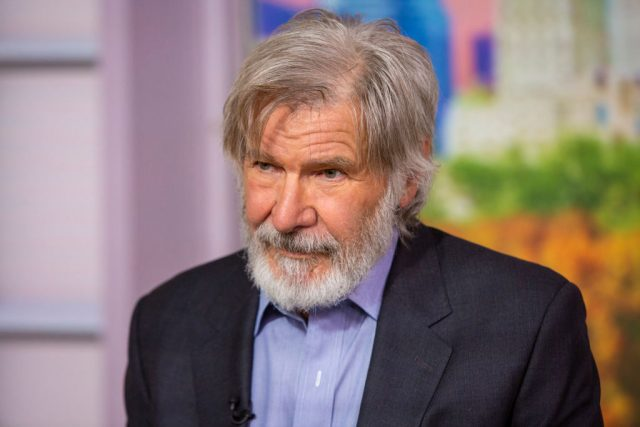 Harrison Ford on 'Today'