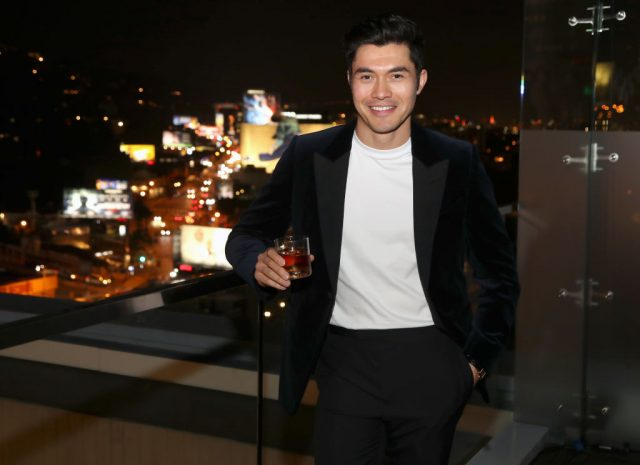 """Henry Golding at Hennessy's """"Greatness is an Odyssey"""" short film premiere"""