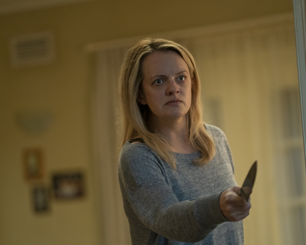 The Invisible Man: Elisabeth Moss