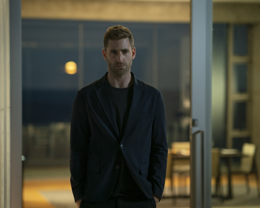 The Invisible Man: Oliver Jackson-Cohen
