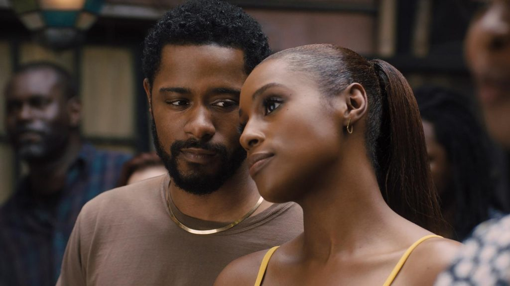 Issa Rae and Lakeith Stanfield in 'The Photograph'