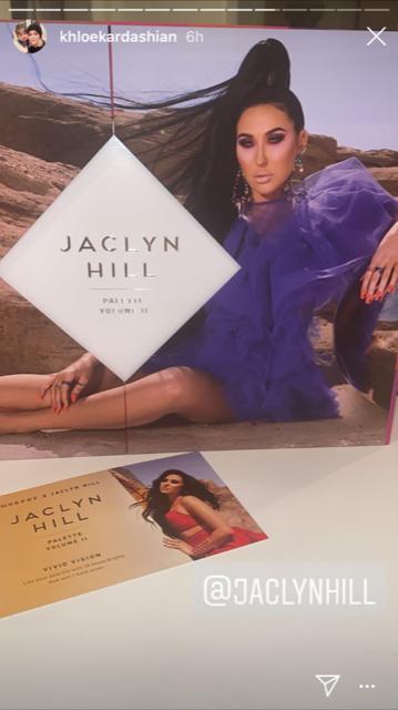 Jaclyn Hill Morphe palette