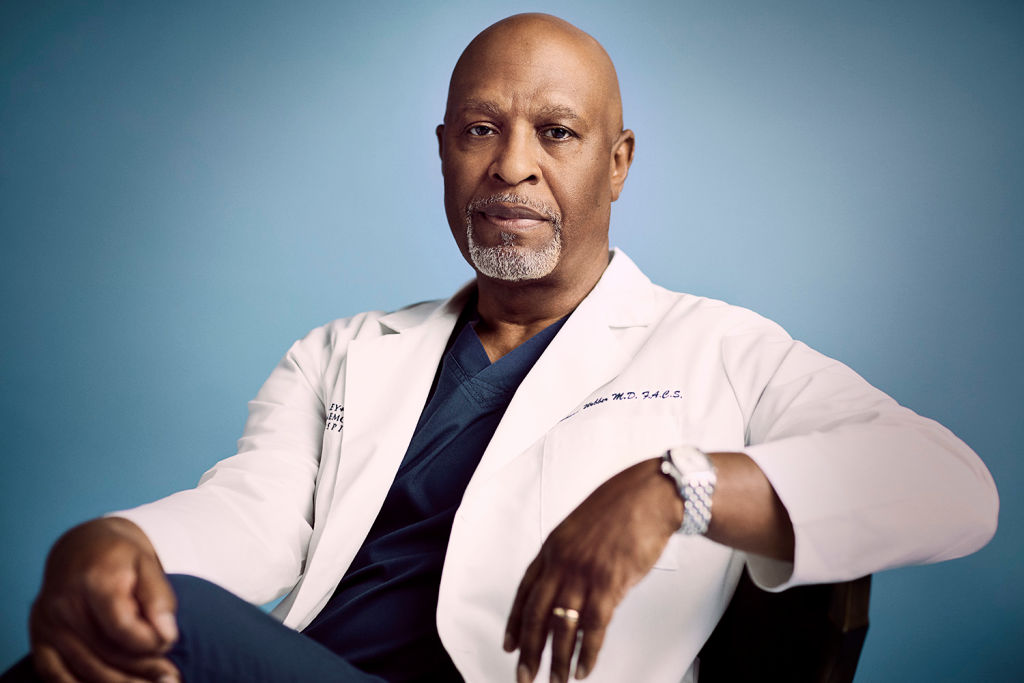 "ABC's ""Grey's Anatomy"" stars James Pickens, Jr. as Richard Webber."