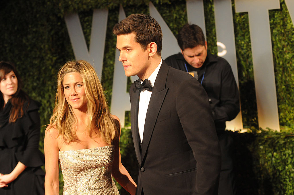 Are Jennifer Aniston And John Mayer Back Together 2020 Is The Year Of The Exes For Friends Star