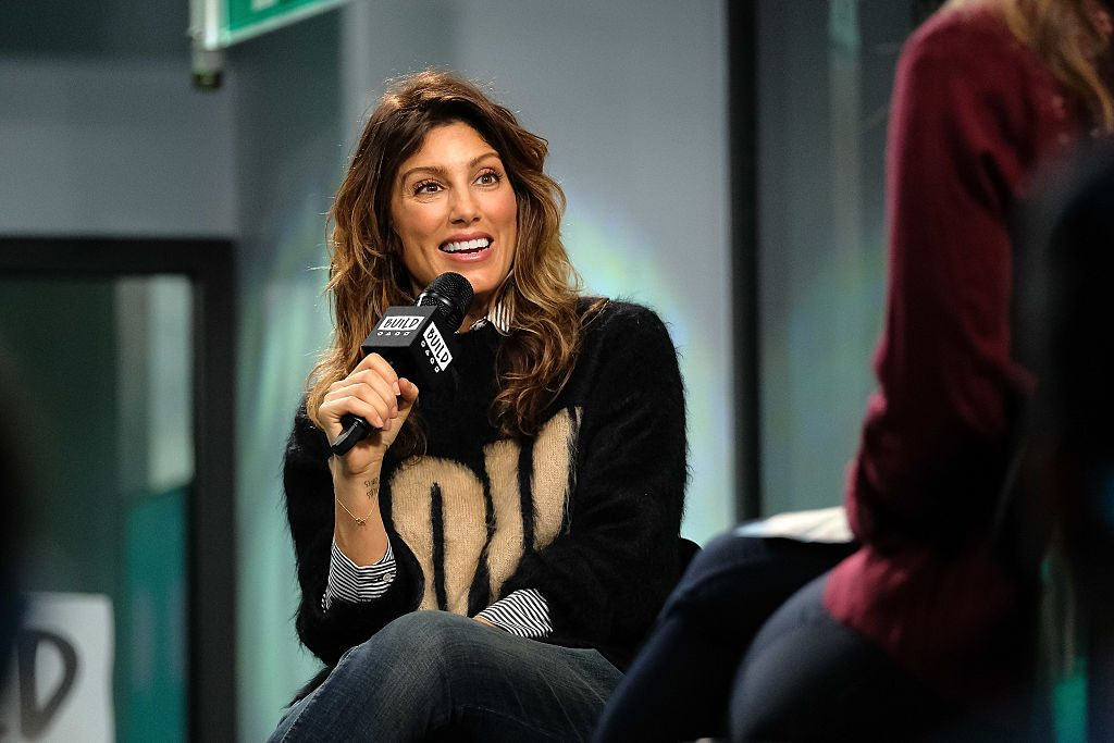 """Jennifer Esposito attends the Build Series to discuss """"NCIS"""" and """"The Affair"""" at Build Studio."""