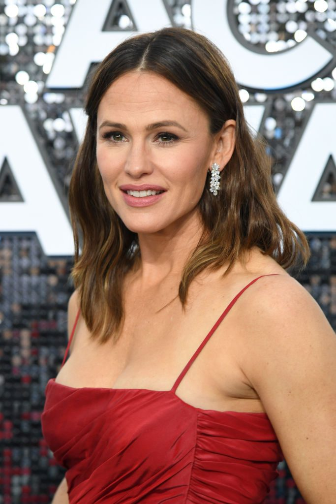 Jennifer Garner attends the 26th Annual Screen Actors Guild Awards at The Shrine Auditorium