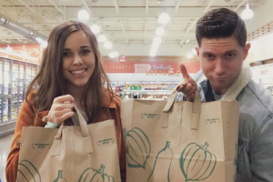 'Counting On': Jessa Duggar and Husband Ben Seewald Go on a Romantic Grocery Store Date