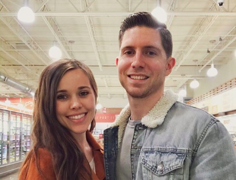 Jessa Duggar and Ben Seewald on a date night