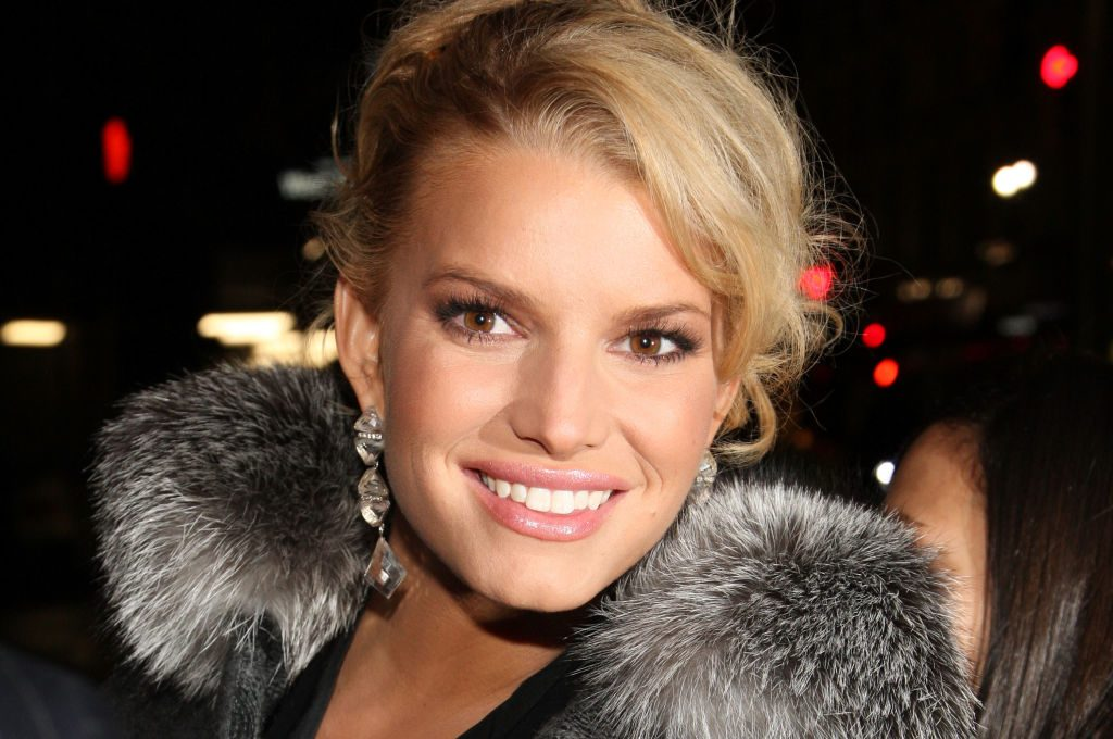 Jessica Simpson attends a gala to celebrate Macy's 150th birthday at Gotham Hall.