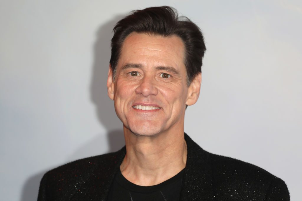 Jim Carrey at the 'Sonic The Hedgehog' Gala Screening