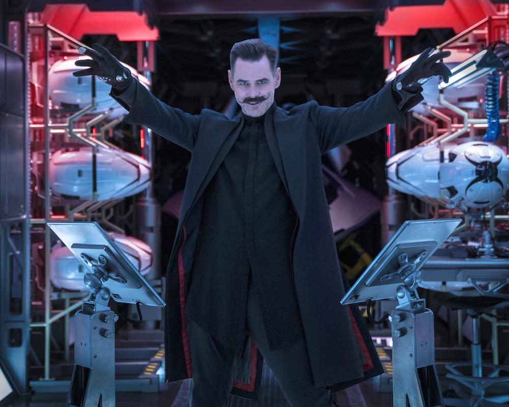 Jim Carrey as Dr. Robotnik