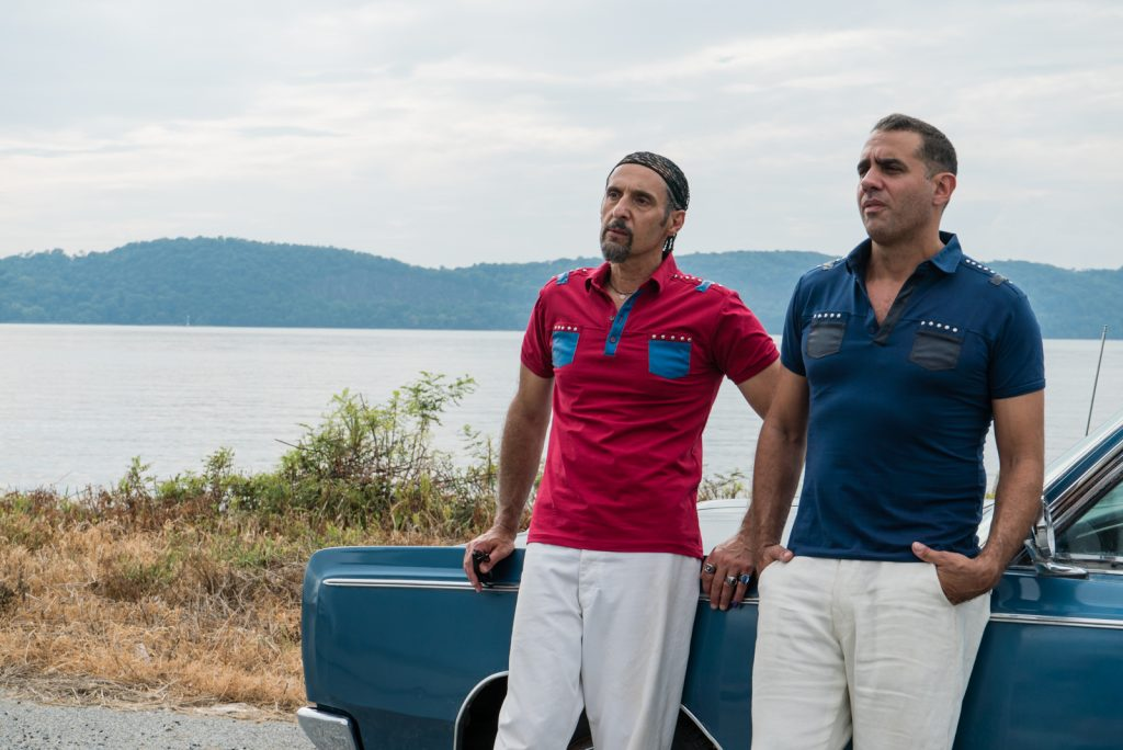 John Turturro and Bobby Cannavale in The Jesus Rolls