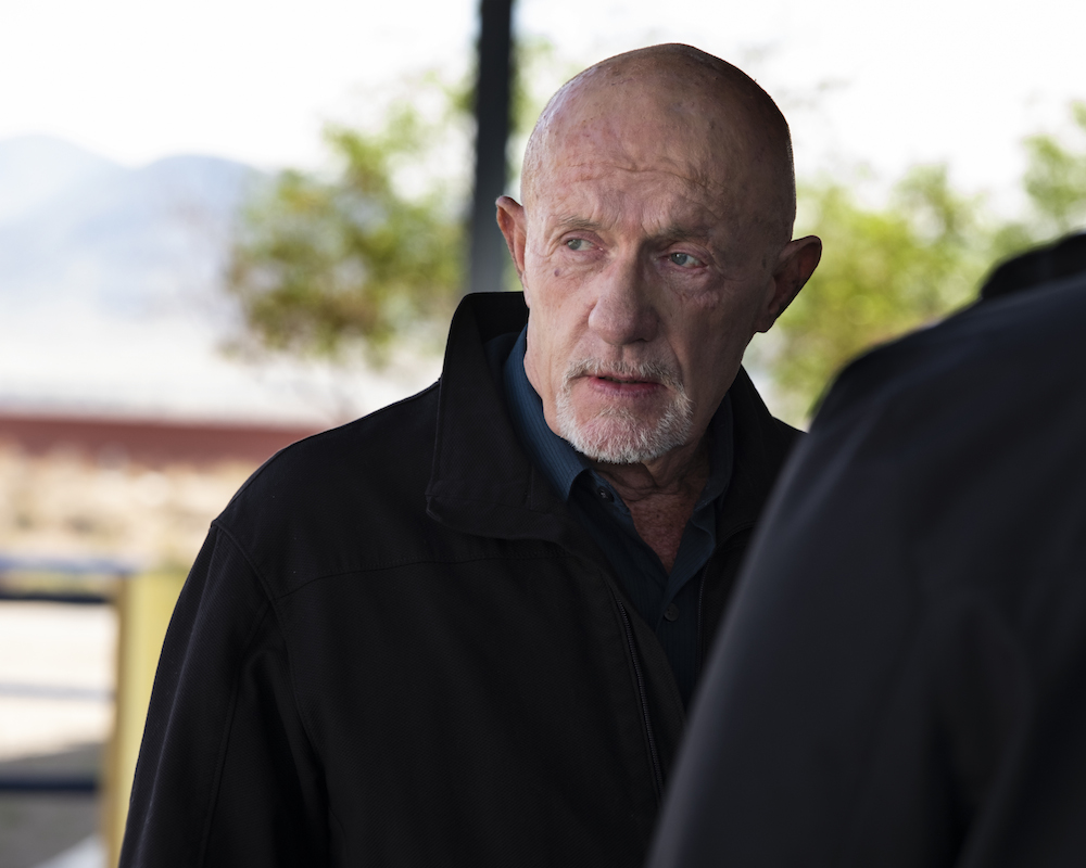 Jonathan Banks in Better Call Saul