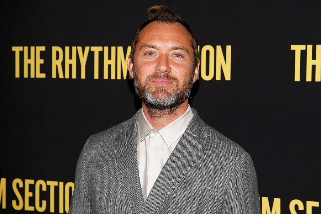 The Auteur star Jude Law