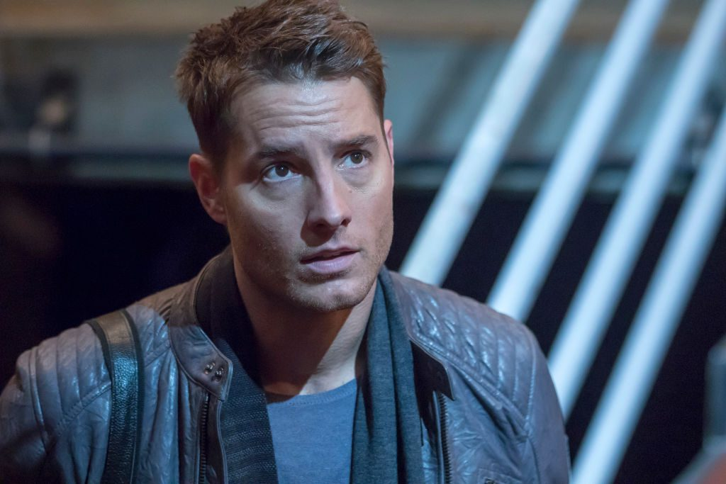 Justin Hartley as Kevin on 'This Is Us' - Season 1