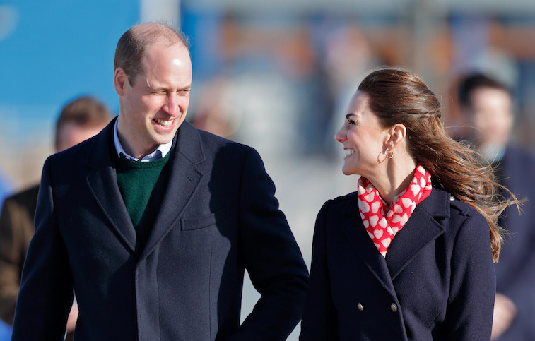 Kate Middleton Makes New Animal Friends During Surprise Farm Visit