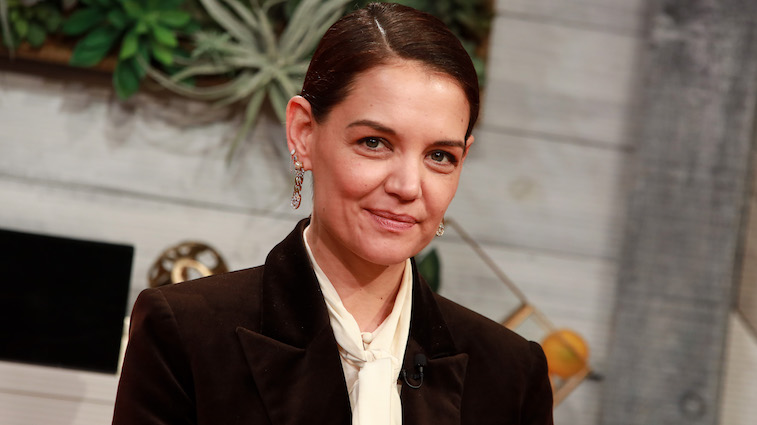 Is Katie Holmes Dating?