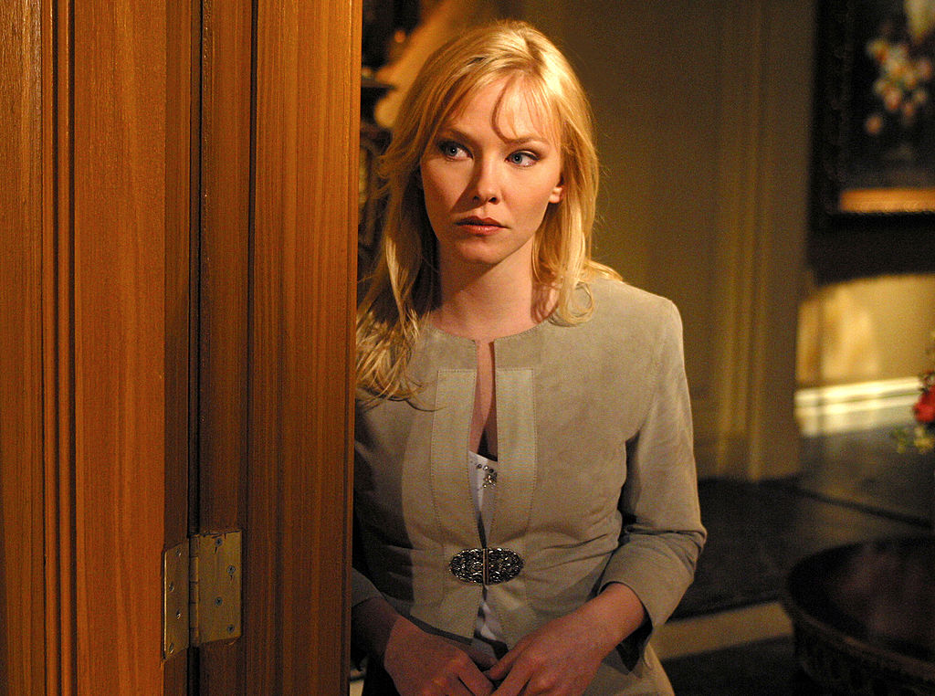 Kelli Giddish on 'All My Children' in 2005