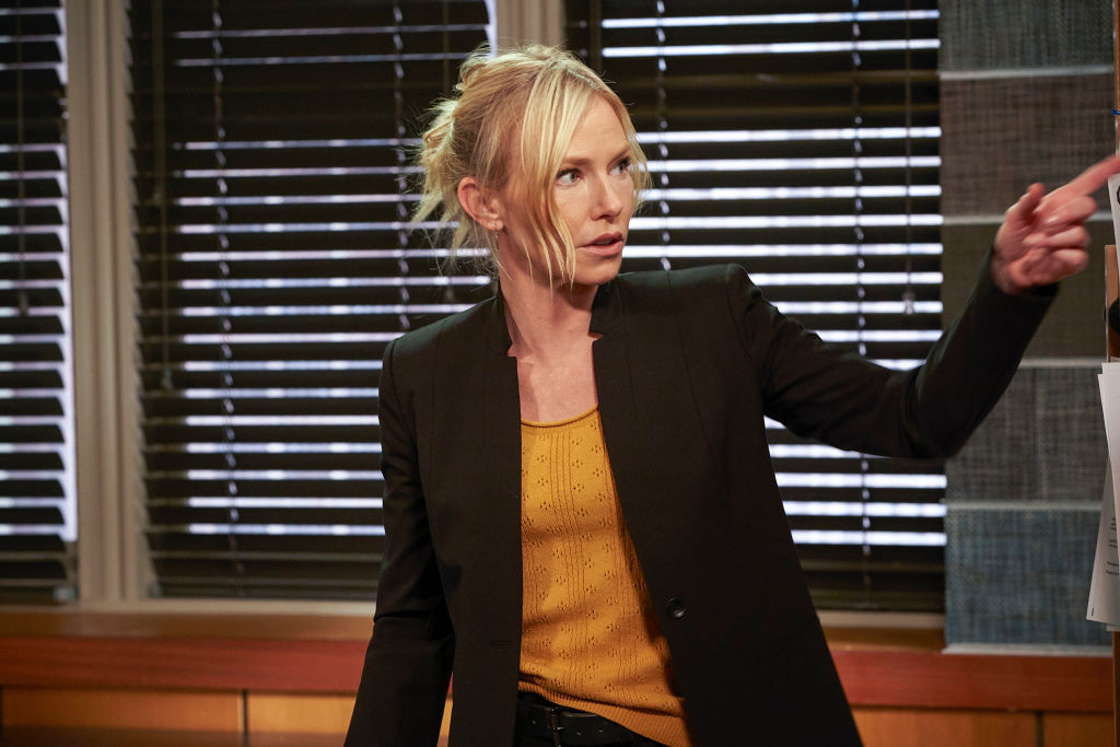Kelli Giddish on 'Law & Order: SVU'