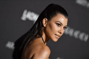 Kourtney Kardashian Might Have Just Hinted She's Starting a Makeup Line