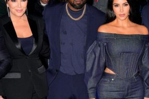 Kim Kardashian and Kanye West Reveal Why They Were Forced to Live With Kris Jenner an Extra Eight Months