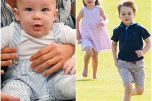 Post-Megxit: When Will Archie and His Cousins Prince George, Princess Charlotte, and Prince Louis See Each Other Again?