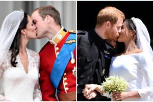 Royal PDA Moments: From Prince Harry and Meghan to Prince William and Kate to Princess Eugenie and Jack