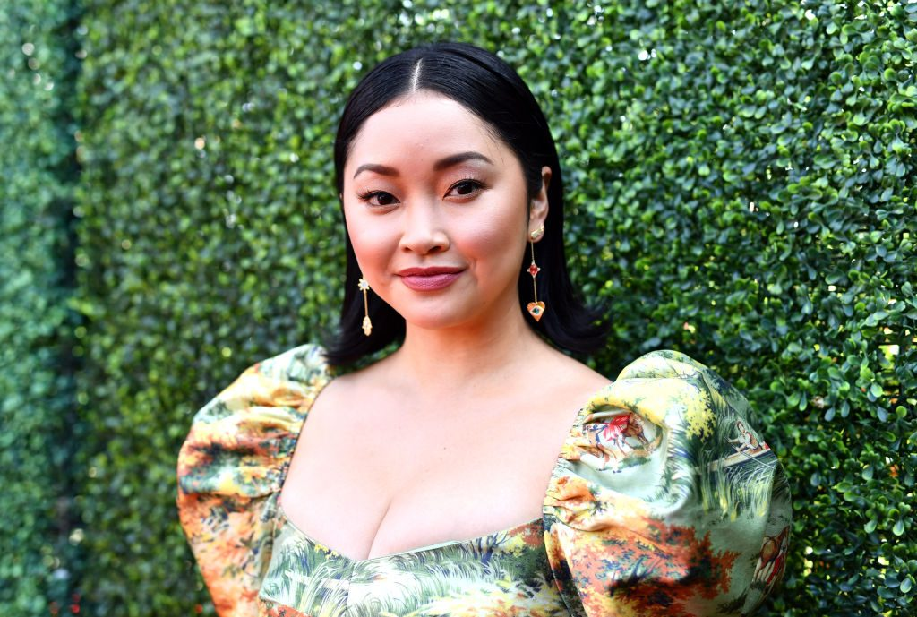 Lana Condor at the 2019 MTV Movie and TV Awards.