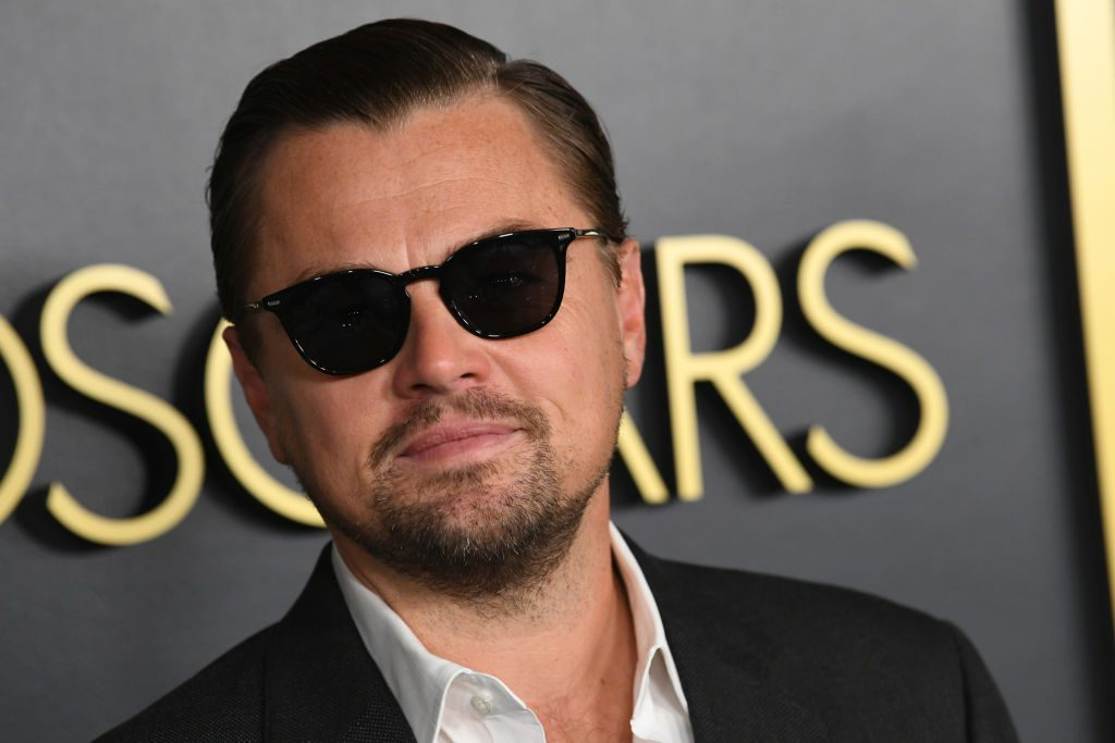 Leonardo DiCaprio attends the 92nd Oscars Nominees Luncheon
