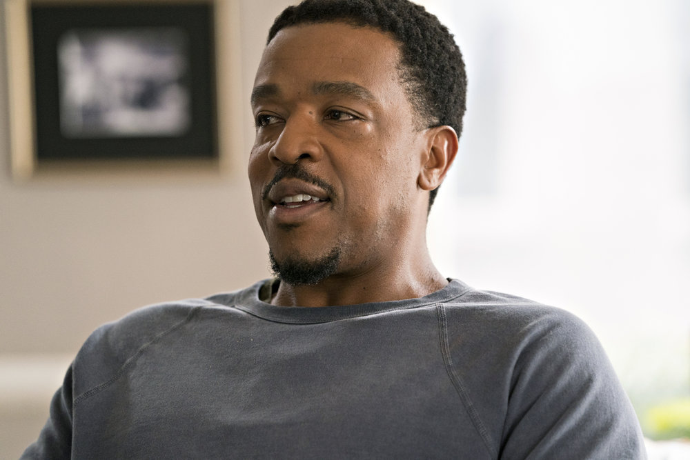 Lincoln Rhyme star Russell Hornsby