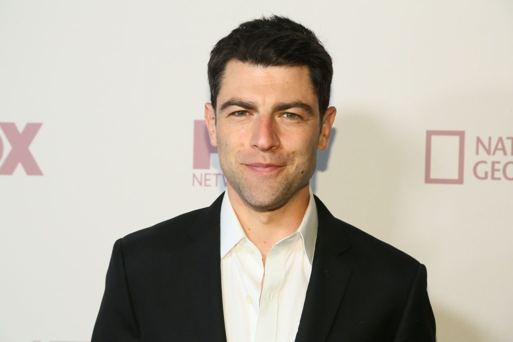 Max Greenfield arrives for the FOX Broadcasting Company, FX, National Geographic and 20th Century Fox Television 2018 Emmy Nominee Party at Vibiana