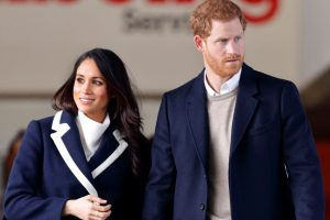 Prince Harry and Meghan Markle May Have Shaded Princesses Beatrice and Eugenie