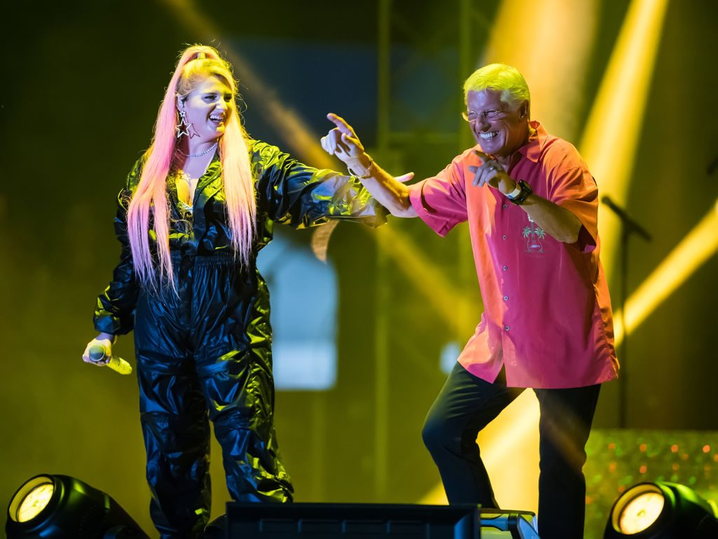 Meghan Trainor's Dad Hospitalized After Being Hit by auto