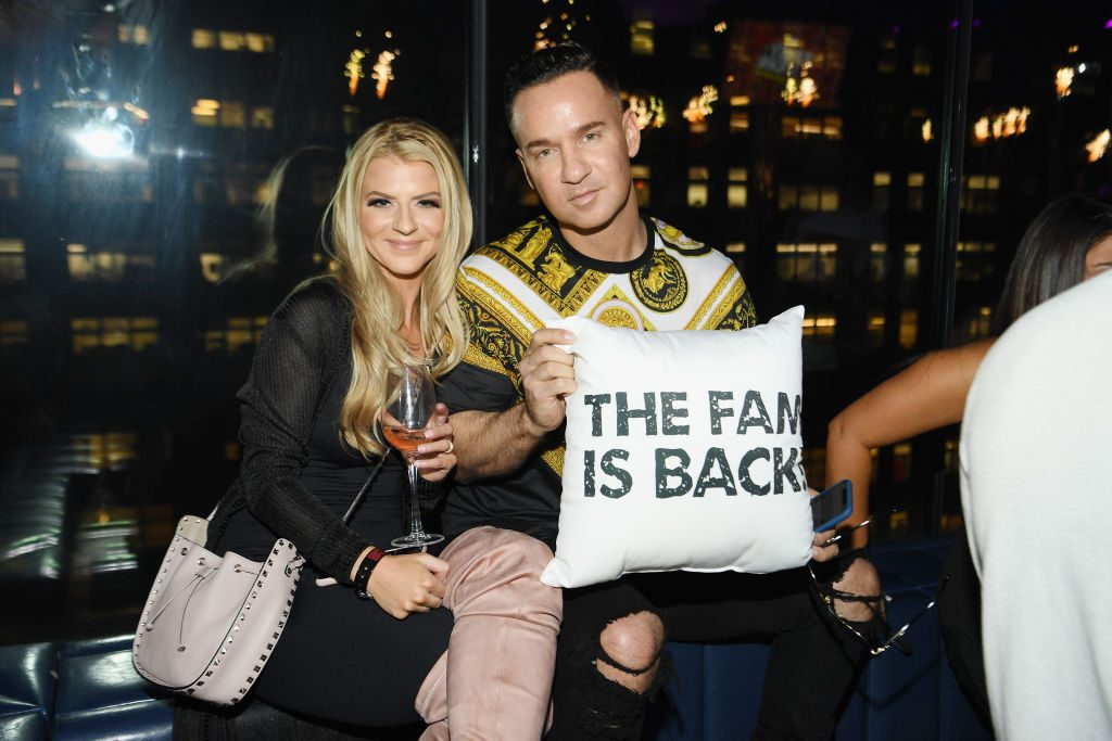 Mike 'The Situation' Sorrentino and wife Lauren