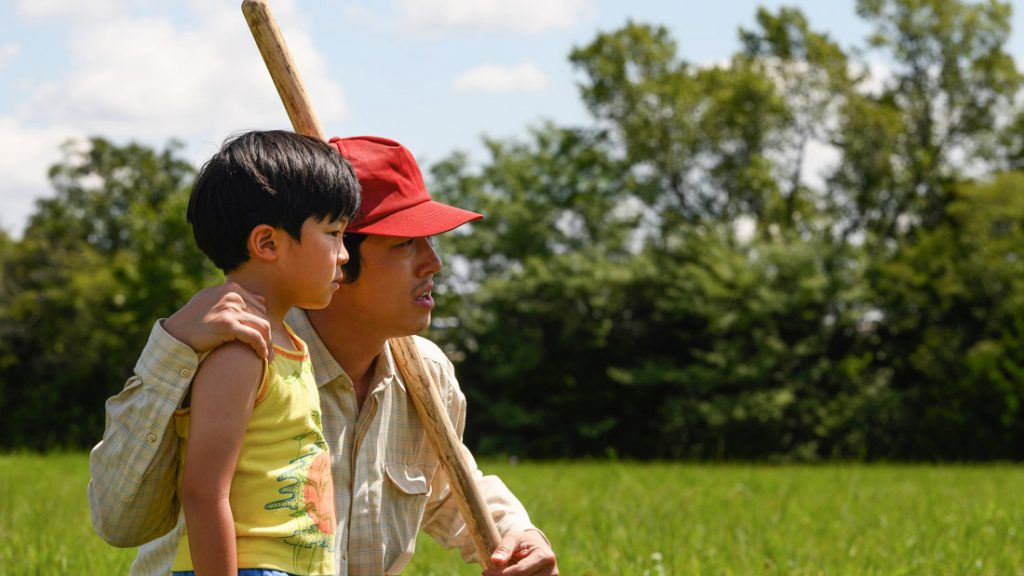 Steven Yeun appears in Minari by Lee Isaac Chung, an official selection of the U.S. Dramatic Competition at the 2020 Sundance Film Festival