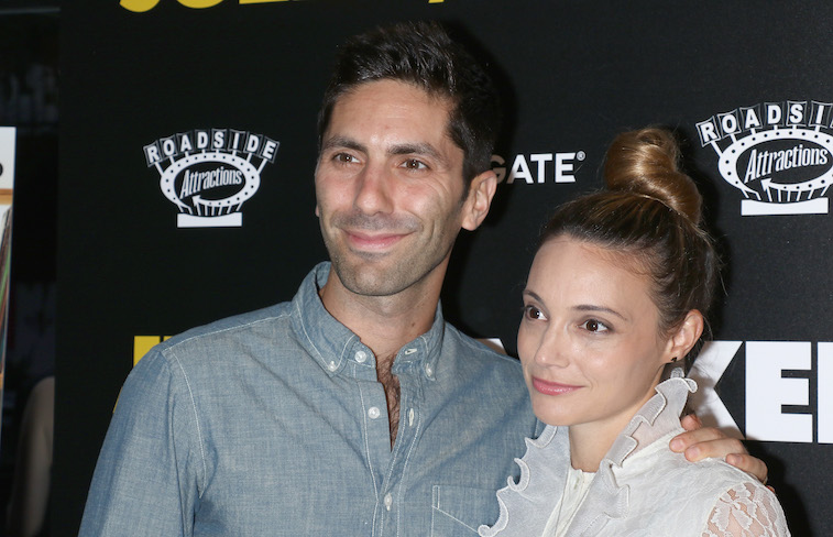 Nev Schulman and Laura Schulman
